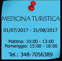 medicina turistica